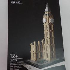 Lego 21013 Big Ben Architecture Turnul cu ceas original nou sigilat 346 piese - LEGO Architecture
