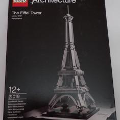 Lego 21019 Turnul Eiffel Architecture The Eiffel Tower nou sigilat 321 piese - LEGO Architecture