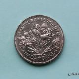 CANADA - 1 Dollar 1970 - MANITOBA, America de Nord, Nichel