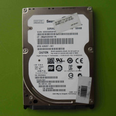 HDD laptop 320GB Seagate Thin 3.0Gb/s SATA - SLIM, 300-499 GB, Rotatii: 7200, SATA2, 16 MB