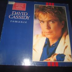 David Cassidy - Romance _ vinyl, LP, Germania - Muzica Pop arista, VINIL