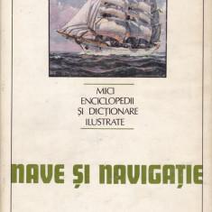 Ion A. Manoliu - Nave si navigatie - 628913 - Enciclopedie