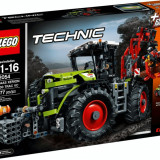 Lego Technic 42054 CLAAS XERION 5000 TRAC VC Tractor Volvo 1997piese nou sigilat, 6-10 ani