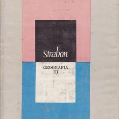 Strabon - Geografia, vol. 3 - 558076 - Carte Geografie