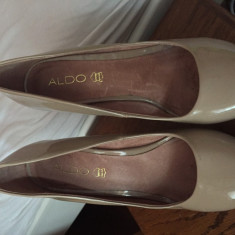Pantofi ALDO - Pantof dama Aldo, Marime: 39, Culoare: Bej