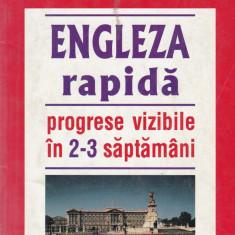 Jean Autret - Engleza rapida - 653121 - Ghid de conversatie niculescu