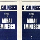 George Calinescu - Opera lui Mihai Eminescu - 685881