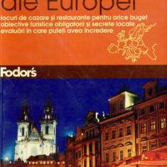 Marile orase ale Europei - 523375 - Hobby Ghid de calatorie