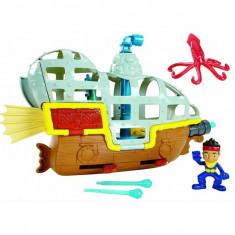 Jake si piratii din tara de nicaieri - Submarinul lui Bucky BDJ02 Fisher Price - Elicopter de jucarie