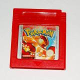 Joc Nintendo Gameboy Classic - Pokemon Red - Jocuri Game Boy Altele, Actiune, Toate varstele, Single player