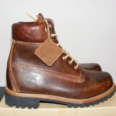 Ghete Timberland NEWMARKET WORK Boots 6846R nr. 41 - Ghete barbati Timberland, Culoare: Din imagine, Piele naturala