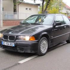BMW e36 316i compact (variante), 1.6 benzina, an 1995, 230000 km, 1596 cmc, Seria 3