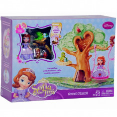 Printesa Sofia Intai Forest Playset BBT04 Mattel - Papusa