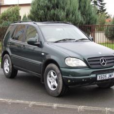 Mercedes ML 270, 2.7 CDI, an 2000, Motorina/Diesel, 159000 km, 2698 cmc