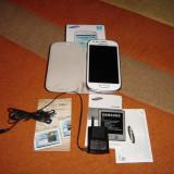 SAMSUNG S3 mini i8190  PLUS HUSA ORIGINALA CA NOU LA CUTIE - 289 LEI !!!