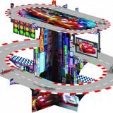 Suport 3D pentru briose prajituri CARS NEON