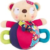 JUCARIE BABY GIRL VIBRATING BALL TUC TUC - Jucarie pentru patut