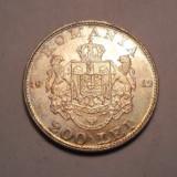 200 lei 1942 UNC - Moneda Romania