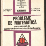 C.Ionescu Tiu-Probleme de matematica - Carte Matematica