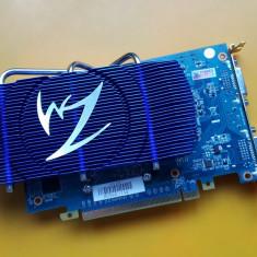 162B.Placa Video HIS Radeon HD 4650, 512MB DDR2-128Bit, PCI-e, 2xDVI, Pasiva - Placa video PC His, PCI Express, Ati