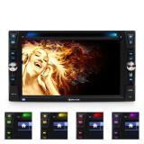 Radio Auna MVD-481 DVD CD MP3 USB SD AUX 6.2 bluetooth
