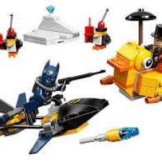 Lego Super Heroes 76010 Batman Confruntarea pinguinului Face Off Nou Sigilat