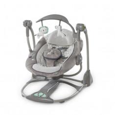 Ingenuity 10037 – Leagan Si Balansoar Transformabil 2 In 1 – Orson - Set mobila copii Bright Starts