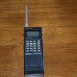 Scaner radio - Statie radio