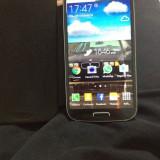 Vand Samsung S4 - Telefon mobil Samsung Galaxy S4, Albastru, 16GB, Neblocat, Single SIM