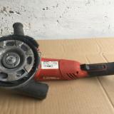 Polizor, flex HILTI DEG 125 D + disc oala HILTI