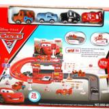 Parcare masinute Cars 2 - Masinuta de jucarie
