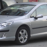 Caseta directie Peugeot 407
