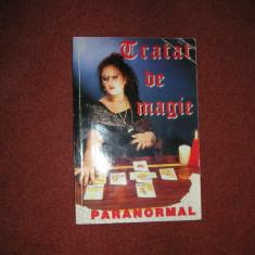 Tratat de magie ~ Paranormal - Carte Hobby Paranormal