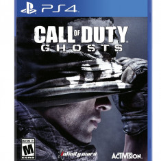 Call of Duty Ghosts PS4 Ca NOU, Complet - Jocuri PS4