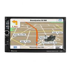 Navigatie universala GPS si Player VIDEO 7inch HD