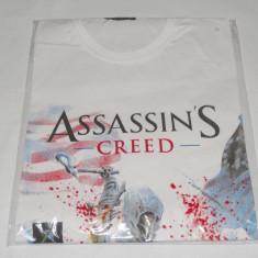 Tricou personalizat Assassin Creed Revelations XXL sigilat - Tricou barbati AWS, Culoare: Alb, Maneca scurta
