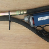 Vibrator Beton EUROCRAFT 1200 W -Lance 2 m