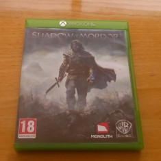 Vand joc Shadow of Mordor pentru consola xbox one - Jocuri Xbox One