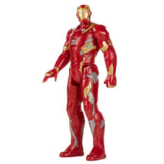 Jucarie interactiva Iron Man Titan Hero din Captain America: Civil War - Roboti de jucarie