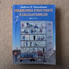 Organizarea structurala a calculatoarelor - Andrew Tanenbaum