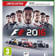 F1 2016 Limited Edition Xbox One - Jocuri Xbox One