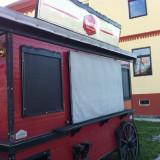 Rulota comerciala--complet dotata(car vienez ) - Utilitare auto