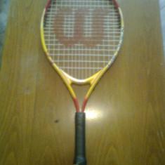 Racheta tenis wilson titanium - Racheta tenis de camp