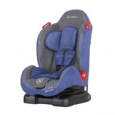 Scaun auto 9-25 kg Santino cu Isofix Blue Coletto - Scaun auto bebelusi grupa 0+ (0-13 kg)