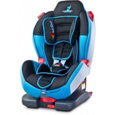 Scaun auto 9-25 kg Turbofix cu Isofix Blue Caretero - Scaun auto bebelusi grupa 0+ (0-13 kg)