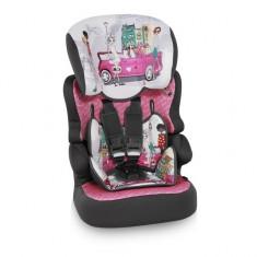 Scaun Auto 9-36 kg X-Drive Plus Pink Tour Lorelli - Scaun auto copii grupa 1-3 ani (9-36 kg) Lorelli, Roz