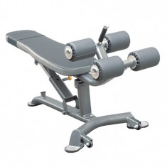 Banca Abdomen, Impulse Fitness, IT 7013, Cadru Otel Impulse Fitness - Aparat pentru abdomen