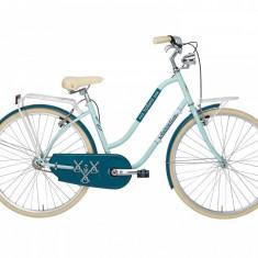 Bicicleta Oras Pentru Femei, Adriatica, Holland Lady, Verde, 2016 Adriatica - Bicicleta pliabile