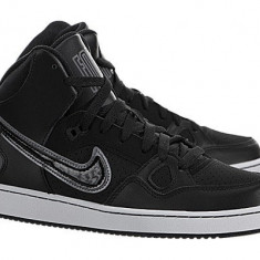 GHETE NIKE SON OF FORCE MID - GHETE ORIGINALE - Ghete dama Nike, Marime: 35, 35.5, Culoare: Din imagine, Piele naturala