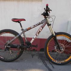 Vand/Schimb Mtb - Mountain Bike Scott, 16 inch, 26 inch, Numar viteze: 8